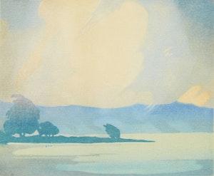 Artwork by Leonard Hutchinson, Prelude