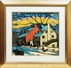 Thumbnail of Artwork by Marc-Aurèle Fortin,  Ste. Rose paysage
