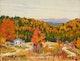 Thumbnail of Artwork by Bernice Fenwick Martin,  Autumn Landscape