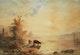 Thumbnail of Artwork by Marmaduke Matthews,  Cattle Watering