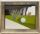 Thumbnail of Artwork by Toni Onley,  Blue Ball