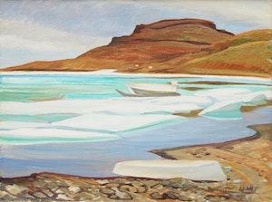 Artwork by Doris Jean McCarthy, Holman Island