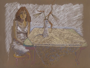 Artwork by Robert Francis Michael McInnis, Selection of 9 Artworks