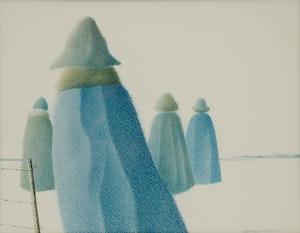 Artwork by Antoine Prévost, L'anse