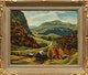 Thumbnail of Artwork by Alan Caswell Collier,  The Road to St.Sauveur, Que