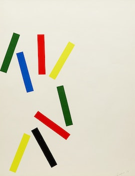 Artwork by Christian Marcel Barbeau, Du Nord et Du Sud