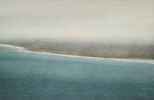 Artwork by Ronald William Bolt, Flight Into Holman (High North Five)