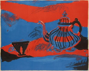 Artwork by  Hayden, Tea Time