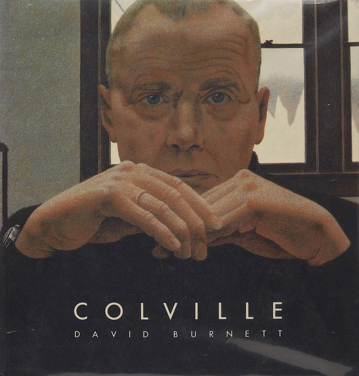 Artwork by David Burnett,  Colville