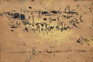 Artwork by Edmund Alleyn, Abstraction