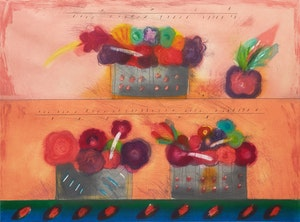 Artwork by Norman Laliberté, Three Sweet Dreams