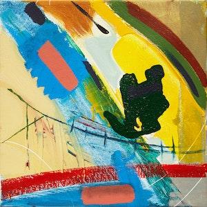 Artwork by Armand Vaillancourt, Art à la piece (86)