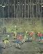 Thumbnail of Artwork by William Kurelek,  Lacrosse