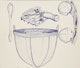 Thumbnail of Artwork by William Kurelek,  Homemade Screwdriver and Horse Equipment