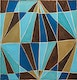 Thumbnail of Artwork by Marian Mildred Dale Scott,  Untitled Geometric