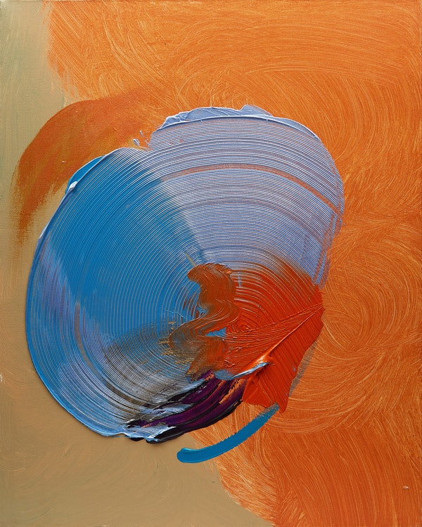 Artwork by Joseph Drapell,  Untitled Abstraction