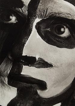 Artwork by Cylla Von Tiedemann, Roberts, Black and White