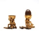 Thumbnail of Artwork by Gathie Falk,  Two Egg Cups with Single Egg