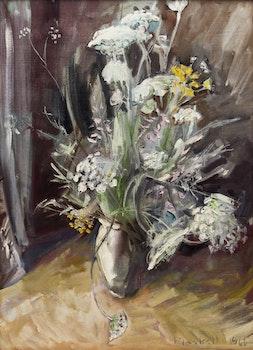 Artwork by Joseph Francis Plaskett, Fleurs Sauvage