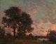 Thumbnail of Artwork by Marc-Aurèle de Foy Suzor-Coté,  Sunset
