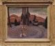 Thumbnail of Artwork by André Charles Bieler,  Winter, Saint-Sauveur
