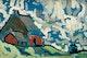 Thumbnail of Artwork by Marc-Aurèle Fortin,  Maison, Ste. Rose