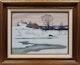 Thumbnail of Artwork by Robert Wakeham Pilot,  Farm in Winter