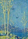 Thumbnail of Artwork by Sarah Margaret Robertson,  Spring at the Lake