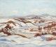 Thumbnail of Artwork by Randolph Stanley Hewton,  Quebec River Landscape