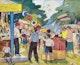 Thumbnail of Artwork by Peter Clapham Sheppard,  The Fair