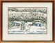 Thumbnail of Artwork by David Brown Milne,  Soft Hills (Misty Hill) (Boston Corners, N.Y.)