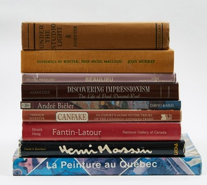 Artwork by  Books and Reference, Selection of 9 Books
