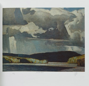Artwork by  Paul Duval & Alfred Joseph Casson, Casson's Cassons