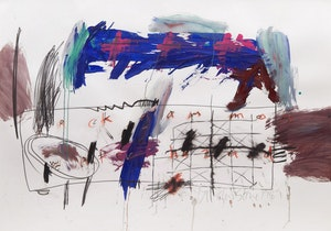 Artwork by Doug Stone, Untitled Abstract