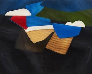 Artwork by Bertrand Dorny, Abstraction