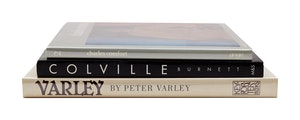 Artwork by  Books and Reference, Colville; Charles Comfort (Canadian Artists 2); Varley