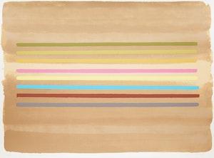 Artwork by William Perehudoff, La Plonge #11