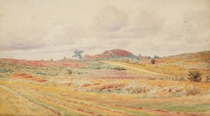 Artwork by L.M. Kilpin, Countryside