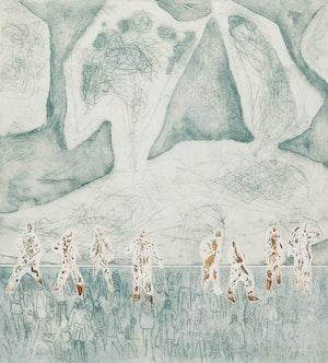 Artwork by Eva Landori, Winter