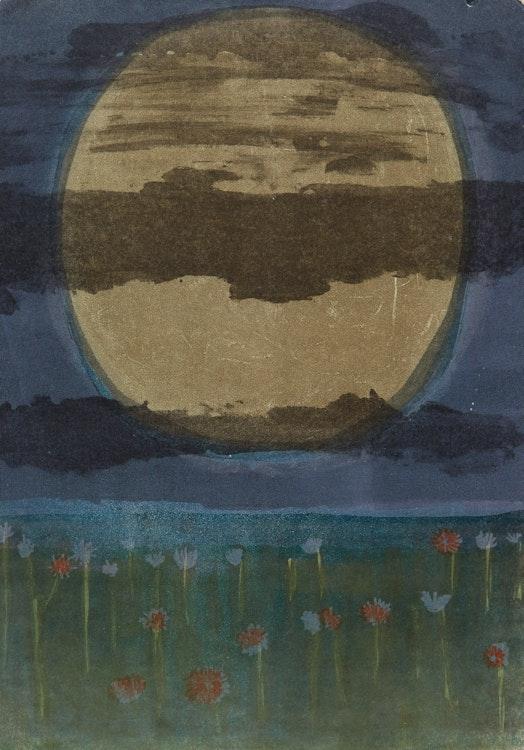 Artwork by John Harold Thomas Snow,  Wind Flowers