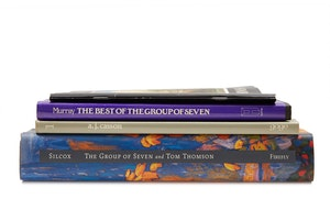 Artwork by  Books and Reference, Selection of Four Books on The Group of Seven and Tom Thomson