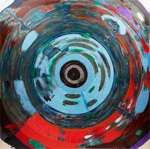 Artwork by Joseph Drapell, Festival