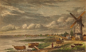Artwork by  19th Century Canadian School, Four Historical Prints