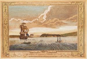 Artwork by  19th Century Canadian School, Three Historical Prints