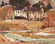 Thumbnail of Artwork by Frank Leonard Brooks,  Untitled Landscape
