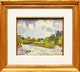Thumbnail of Artwork by Peter Clapham Sheppard,  Stream over Muskoka River