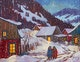 Thumbnail of Artwork by Claude Langevin,  Neige mouilleé