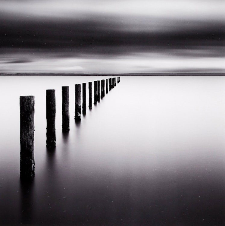 Artwork by David Burdeny,  Vanish