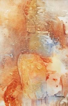 Artwork by Osvald Timmas, Fertile Water I