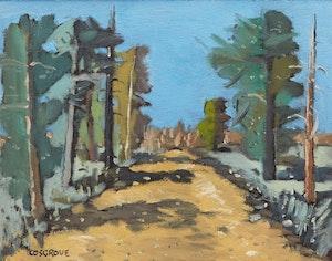 Artwork by Stanley Morel Cosgrove, Landscape (1977)